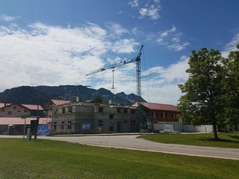 Mehrfamilienhaus Inzell Dennig Bau