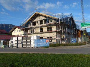 Mehrfamilienhaus Inzell